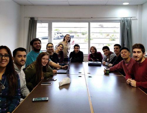 Alumnos de la #UNCo ganan las Segundas Olimpiadas Geológicas.