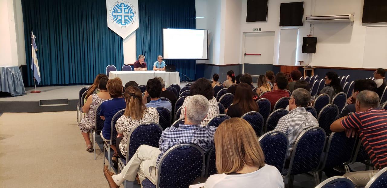 La Universidad Nacional del Comahue renovó sus propuestas comunicacionales en la Web.