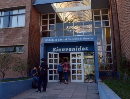 """Designan con el nombre de """"Susana Edith Parra"""" a la sala de Circulación y Préstamos de la Biblioteca Central """"Francisco P. Moreno"""" de la #UNCo #UNComa"""