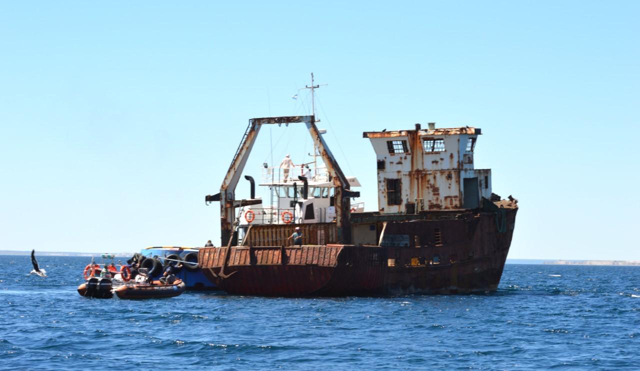 #RíoNegro– Las Grutas: La UNCo trabajo en la ampliación del parque subacuático.