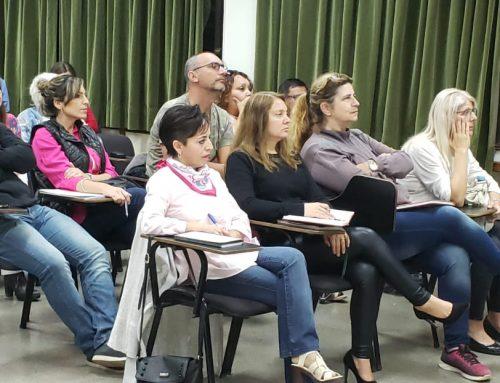 Finalizó la capacitación del Nuevo sistema unificado de gestión universitaria (Ranquel) de la Universidad Nacional del Comahue.