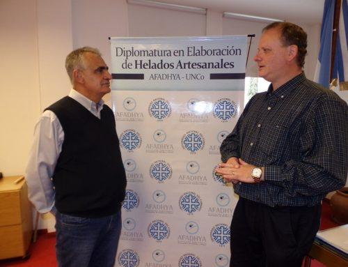 Diplomatura en Helados Artesanales en la#UNCo–#UNComa.