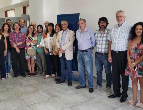 Inauguración de 4 nuevas aulas de la Facultad de Humanidades. #UNCo